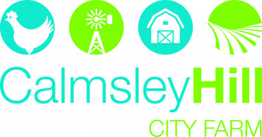 Calmsley Hill City Farm logo